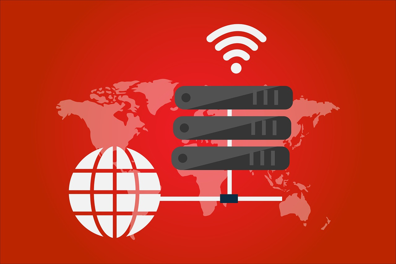 vpn, server, router
